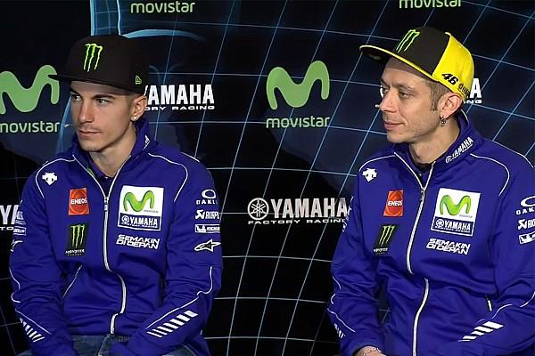 MotoGP Son dakika Rossi: Vinales ile iyi bir ilişki kurabiliriz