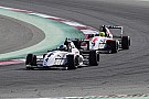 Dubai MRF Challenge: Newey wins Race 3 after Schumacher and Vips collide