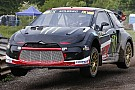 World Rallycross Lydden WRX: Solberg leads Day 1 as Loeb hits trouble