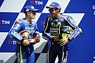 MotoGP Randy Mamola: Rossi and Vinales, the friendship with an expiry date