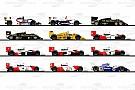 Rediscover the cars of Ayrton Senna's F1 career