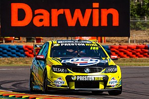 Supercars Breaking news Injured Holdsworth transferred to Melbourne