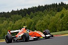 Formula V8 3.5 Spa F3.5: Dillmann edges Nissany for Race 2 pole
