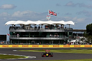 Formula 1 Breaking news Silverstone opens talks with government over British GP future