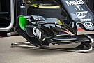 【F1メカ解説】マクラーレンの改良版フロントウイング