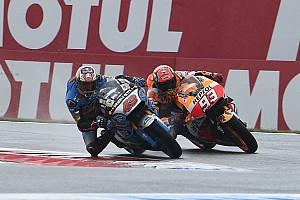 MotoGP Breaking news Marquez backs 'special' Miller