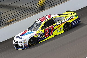 NASCAR Sprint Cup Breaking news New crew chief for Paul Menard as Childress makes changes