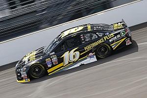 NASCAR Sprint Cup Breaking news Greg Biffle's Top 10 streak ends at the Brickyard