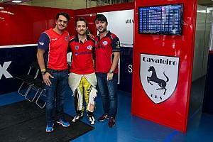 Stock Car Brasil Últimas notícias Felipe Lapenna volta para Cavaleiro Sports em 2017