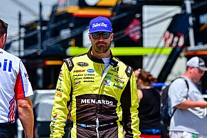 NASCAR Sprint Cup Practice report Paul Menard leads Friday Cup practice at Pocono