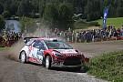 WRC Finland WRC: Meeke seals victory, Neuville tops Power Stage