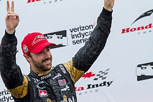 IndyCar Breaking news Hinchcliffe to appear on Dancing with the Stars