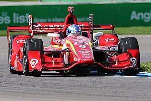 IndyCar Practice report Dixon grabs P1 in second practice for GP Indy