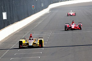 IndyCar Breaking news Policing domed skids will be a gray area, says lead engineer