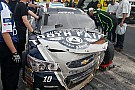 NASCAR Sprint Cup Danica Patrick calls Talladega impact the