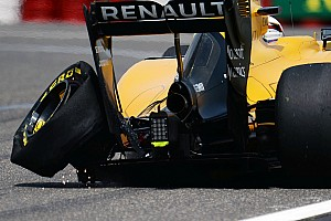 Formula 1 Breaking news Pirelli says FP1 problems not tyre related