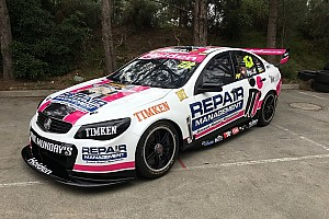 Supercars Breaking news Percat goes pink for final LDM race