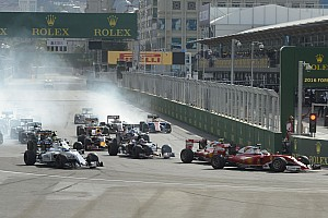 General Special feature An artful Formula 1 victory