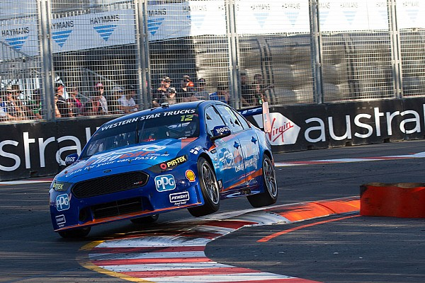 Supercars Breaking news Coulthard Ford to be fixed for second Gold Coast race