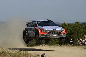 WRC Leg report Italy WRC: Neuville clinches victory as Ogier tops Power Stage
