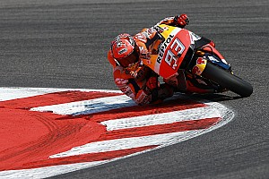 MotoGP Analysis Analysis: Marquez's fight against himself