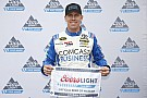 NASCAR Sprint Cup Edwards edges Truex for New Hampshire pole