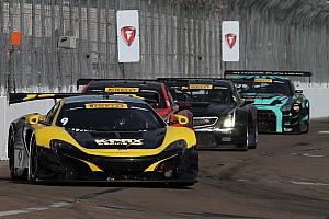 PWC Qualifying report Parente takes pole for KPAX McLaren