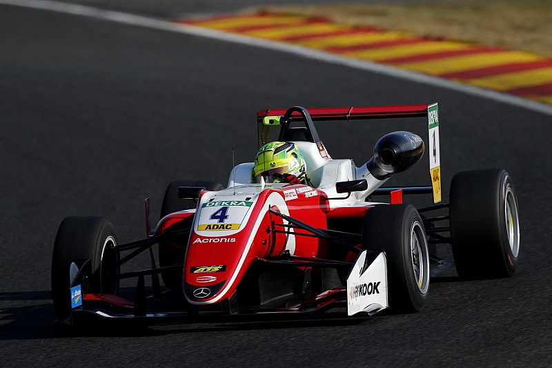 F3, il figlio di Schumacher vince la sua prima gara