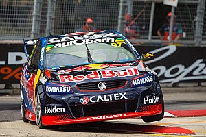 Supercars Qualifying report Sydney 500 Supercars: Van Gisbergen storms to Race 1 pole