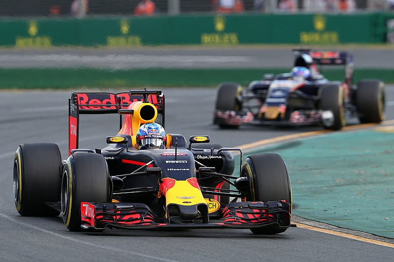 Horner: Toro Rosso a challenger until mid-season