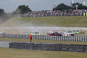 BTCC Breaking news TOCA adds provision for BTCC race bans