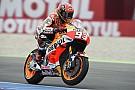 "MotoGP Marquez: Second ""like a victory"" after Rossi crash"
