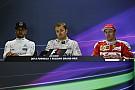 Formula 1 Russian GP: Post-race press conference