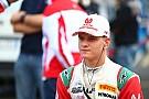 Формула 4 Шумахер програв боротьбу за титул в італійській Ф4