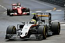 "Formula 1 Perez delighted with ""tremendous"" podium strategy"