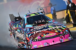 NHRA Preview Courtney Force enters 2016 season with high hopes