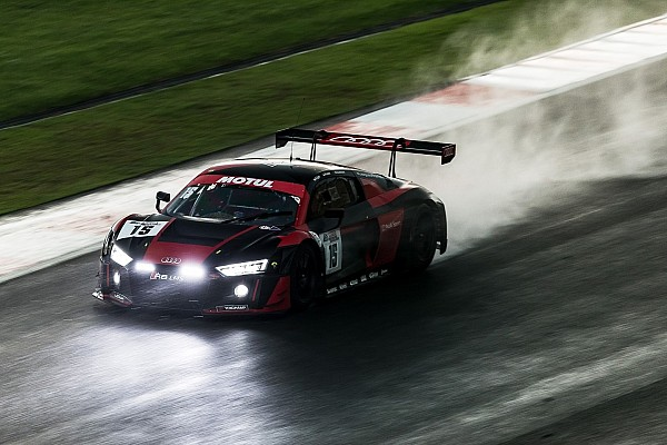 Endurance Race report Sepang 12 Hours: Audi survives the rain for dominant win