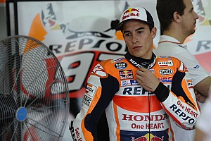 MotoGP 突发新闻 马奎兹:雪邦事故原因与在澳洲不同