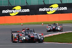 WEC Race report Audi wins first WEC round at Silverstone