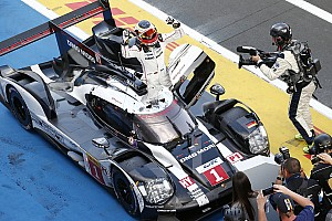 WEC Special feature Timo Bernhard: A vital victory for the #1 Porsche crew