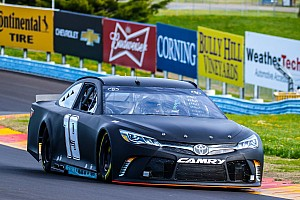 NASCAR Sprint Cup Testing report NASCAR Sprint Cup drivers praise Watkins Glen repave during tire test