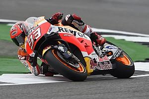 MotoGP Practice report Silverstone MotoGP: Marquez beats Vinales by 0.003s in FP3