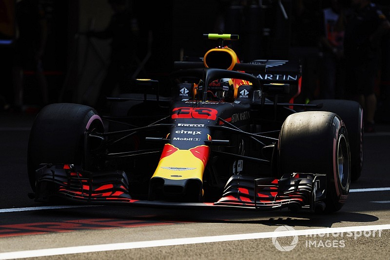 GP Mexique : doublé pour Red Bull en qualifications, Vandoorne 17e