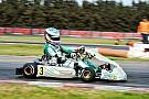Kart Ardigo beats Iglesias to win first race of European KZ championship