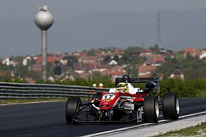 F3 Europe Race report Hungaroring F3: Gunther takes points lead with straightforward win