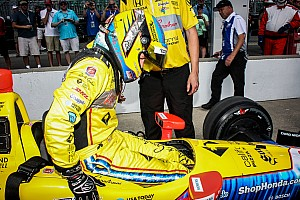 IndyCar Interview Townsend Bell: