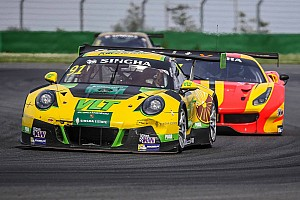 Asian GT Preview Craft-Bamboo Racing fired up for Fuji