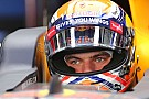 Verstappen all clear following garage collapse