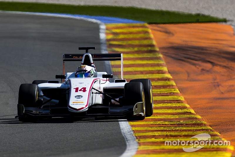 Parry leads ART trio on Day 2 of Valencia test