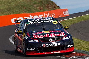 Supercars Qualifying report Bathurst 1000: Whincup grabs provisional pole